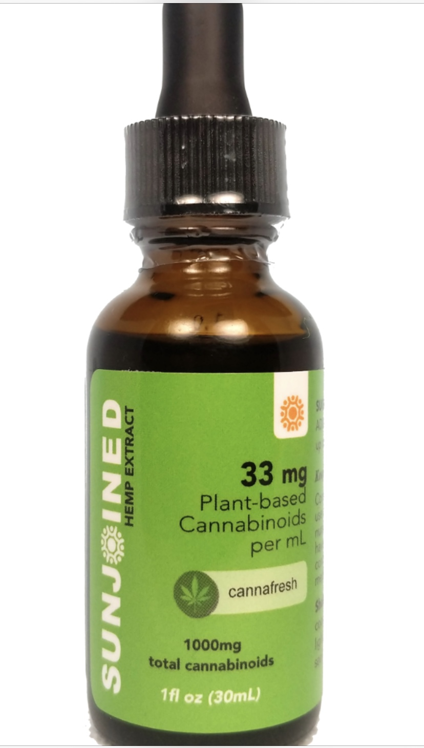 Cannafresh Flavor CBD Oil